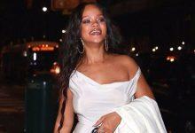 Rihanna ilgi odağı oldu