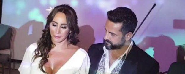 Asena evlendi