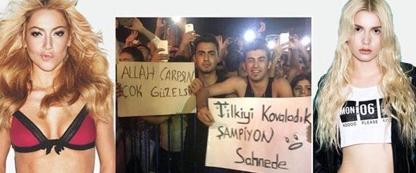 Hadise'den Aleyna Tilki itirafı!