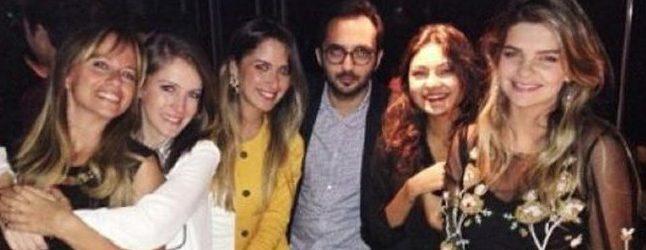 Pelin Karahan'a sürpriz parti