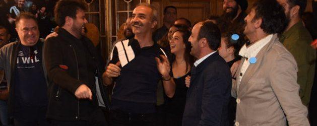 Yılmaz Erdoğan 50'inci yaşını kutladı
