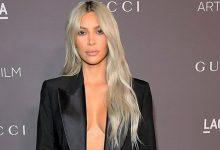 Kardashian'ın dekoltesi damga vurdu