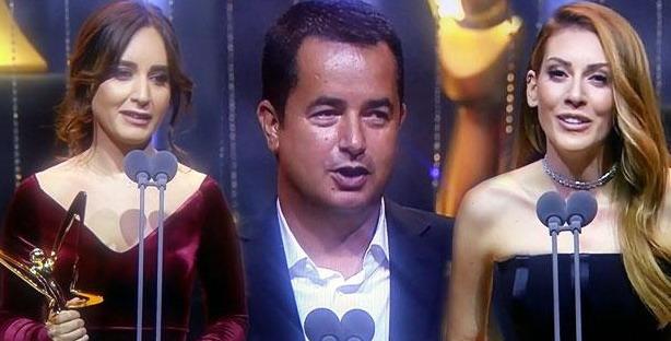 44. Pantene Altın Kelebek Ödülleri'ni kimler kazandı?