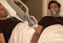 Ünlü şarkıcı Edis hastanelik oldu