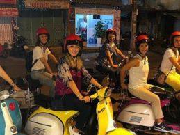 Ünlülerin Vietnam neşesi