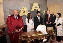 İşte Erdoğan Ailesi'nin Arda ve Aslıhan'a hediyesi