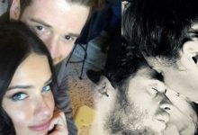 Adriana Lima ile Metin Hara'dan aşk pozu!