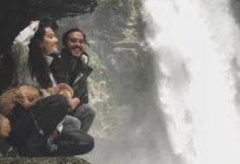 Dağ başında romantik tatil