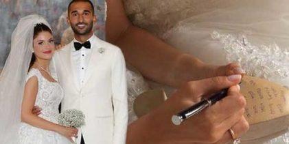 Ünlü kaleci, spiker aşkıyla evlendi