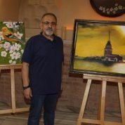 Bursalı ressam Şeref Gerçekçi