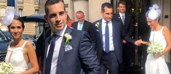 Paris'te Türk düğünü