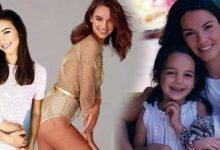 Miss Turkey finalisti Tara annesinin izinde!