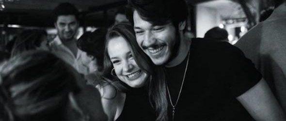'Dünyanın en güzel gülüşüne sarılmak kadar güzel…'