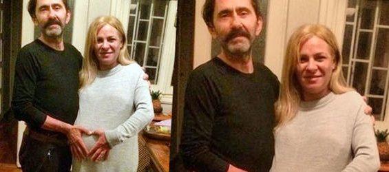Ünlü oyuncu 55 yaşında baba oluyor!