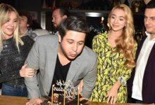 Ali Ağaoğlu'ndan oğluna sürpriz doğum günü partisi