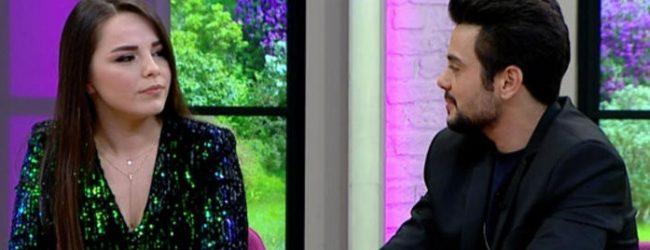 Rüzgar Erkoçlar'dan romantik evlilik teklifi!