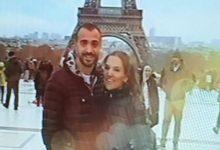 Paris tatilinden ilk fotoğraf