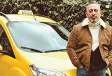 Taksi şoförü Cem