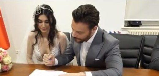 Evlendikten sonra ilk işi bu oldu!