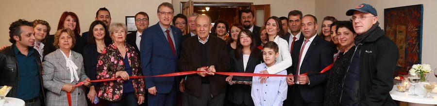 Klinik Psikolog Deniz Ağar yeni ofisini açtı