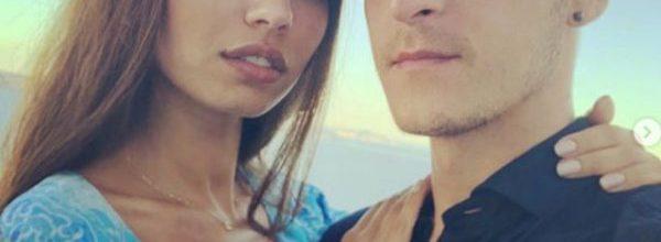 Amine Gülşe: Mesut'u çok seviyorum