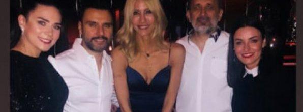 Alişan'dan eşi Buse Varol'a sürpriz doğum günü partisi