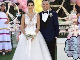 Nazlı Kurbanzade'nin baby shower'ı