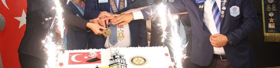 Tophane Rotary'de Sebahattin Turan dönemi