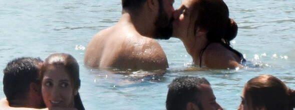 Denizde aşk kokusu var