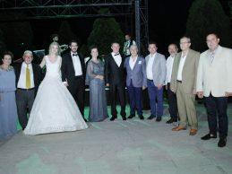 Duygu ile Mehmet Okan mutluluklar sizin olsun