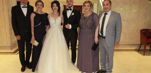 Büşra ile Sercan mutluluğa yelken açtı