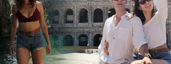 İtalya'da aşk tatili