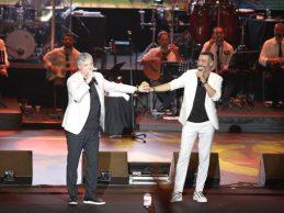 Cengiz Kurtoğlu ve Hakan Altun'dan kedili konser