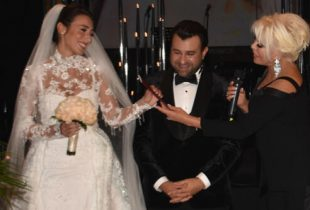 Evlilik cüzdanını Ajda Pekkan verdi!