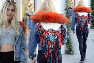 Aleyna Tilki'nin alışveriş stili
