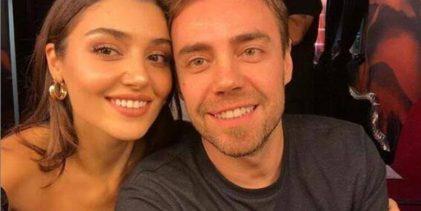 Hande Erçel ile Murat Dalkılıç taşınıyor