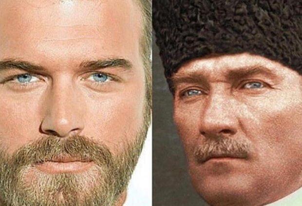 Kıvanç Tatlıtuğ, Atatürk'ü canlandıracak mı?