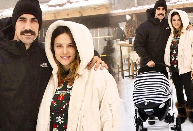 Ali'nin ilk kış tatili!