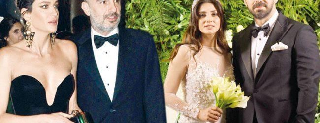 Efe Duru ile Melis Süt evlendi