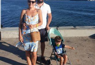 Burcu Kara: Ali tatil falan demiyor, çalışıyor