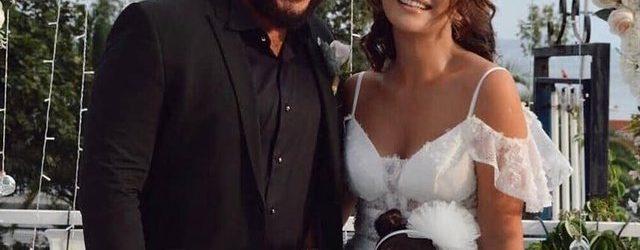 Seren Fosforoğlu ile Kaan Önal evlendi