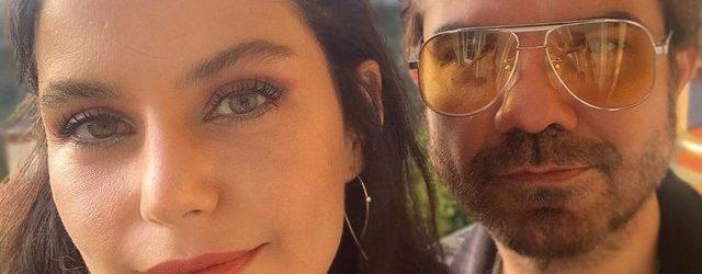 Beren Saat ile eşi Kenan Doğulu'dan aşk pozu