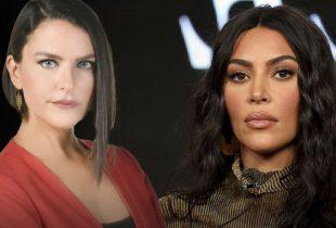 Ece Üner'den, Kim Kardashian'a ayar!