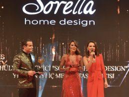 Yılın En İyi İç Mekan Tasarımcısı ödülü  Sorella Home Design'ın