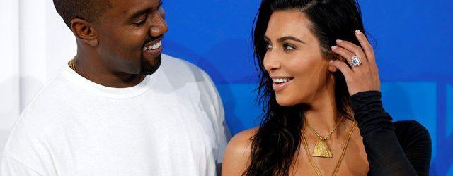 Kim Kardashian ile Kanye West'in evliliği bitiyor