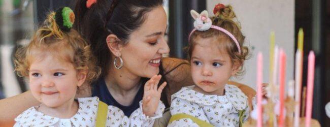 Pelin Akil-Anıl Altan çiftinin kızları 2 yaşında