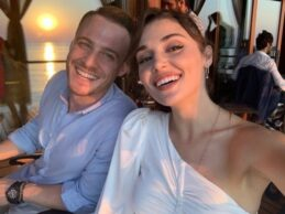 Hande Erçel: Sana sahip olduğum için çok şanslıyım!