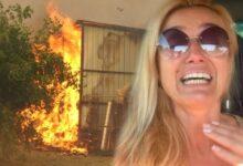 Tuğba Özay: Çiftliğimiz yanıyor, sesimizi duyurun!