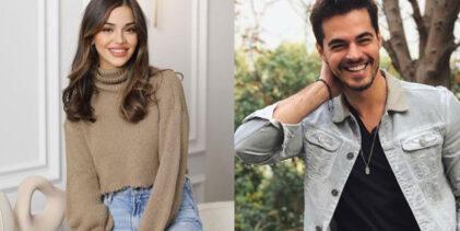 Selin Yağcıoğlu ile Berk Atan aşk yaşıyor!