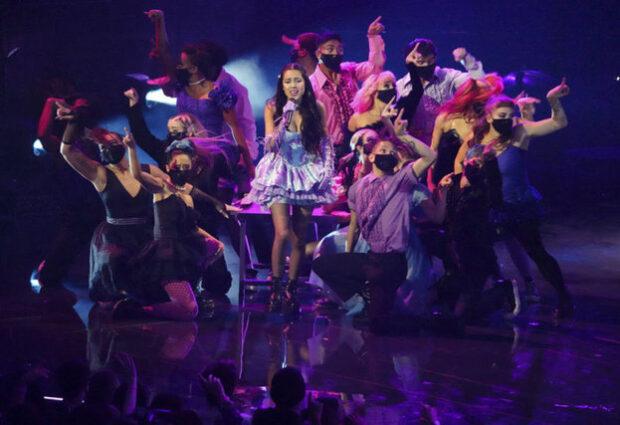 MTV Video Müzik Ödülleri dağıtıldı!